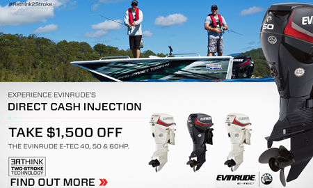 Evinrude Direct Cash Injection