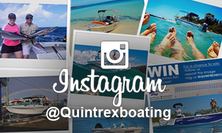 Follow us on Instagram @Quintrexboating